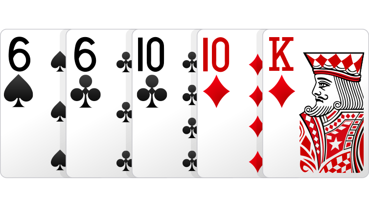 Two Pair Poker Online