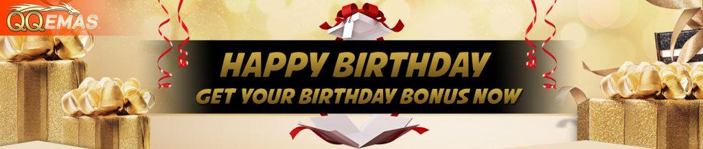 hadiah ulang tahun poker online